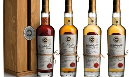 Whisky Illuminati, proyecto 'Top Secret' sobre whisky escocés en The Candlelight Series