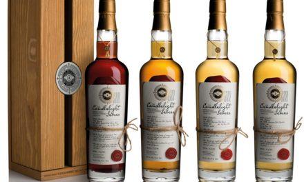 Whisky Illuminati, proyecto 'Top Secret' sobre whisky escocés en The Candlelight Series