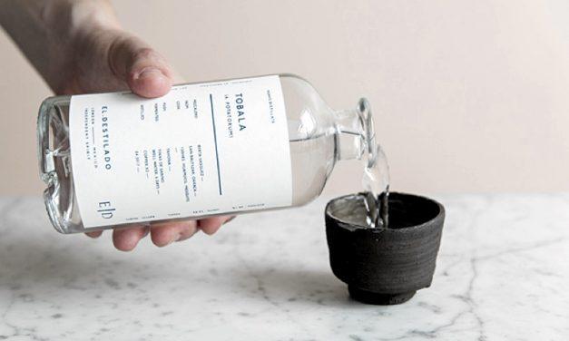 Los camareros londinenses crean una colección de destilados de agave, El Destilado