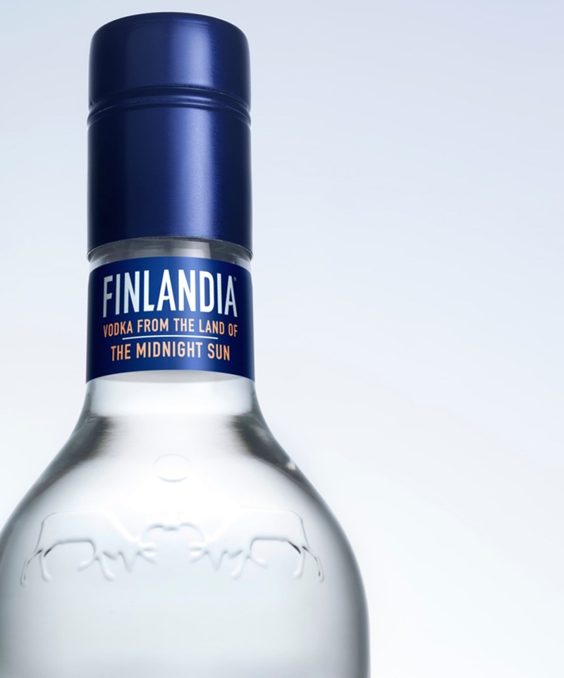 Finlandia vodka Cartils Branding & Packaging Design