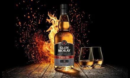 Glen Moray lanza un whisky escocés inspirado en el Bourbon, Glen Moray Fired Oak