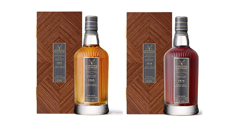 The Private Collection range consists of 'ultra-rare' bottlings from closed distilleries