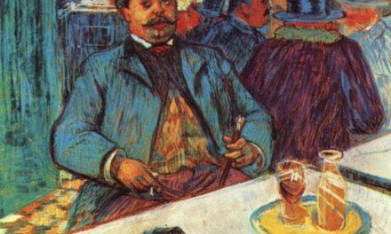 """""""Monsieur Boileau"""" (1893), de Henri de Toulouse-Lautrec"""