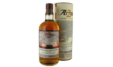 Isle of Arran lanza whisky toscano de barril con The Arran Small Batch Nauticus and RMW Exclusive