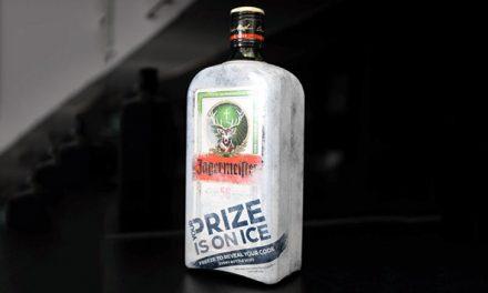 Jägermeister revela una edición limitada que cambia al enfriarse