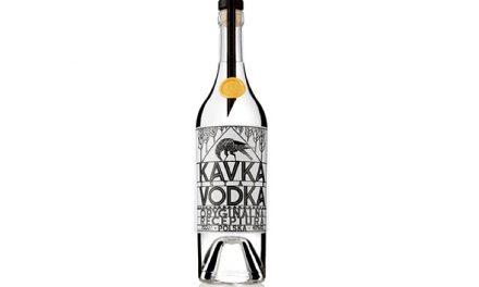 Kavka Vodka se lanza en el Reino Unido