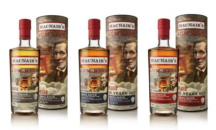 La marca MacNair 'revive' con nuevos whiskies en Lum de MacNair
