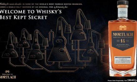 Mortlach lanza su whisky más picante hasta la fecha, Alexander's Way
