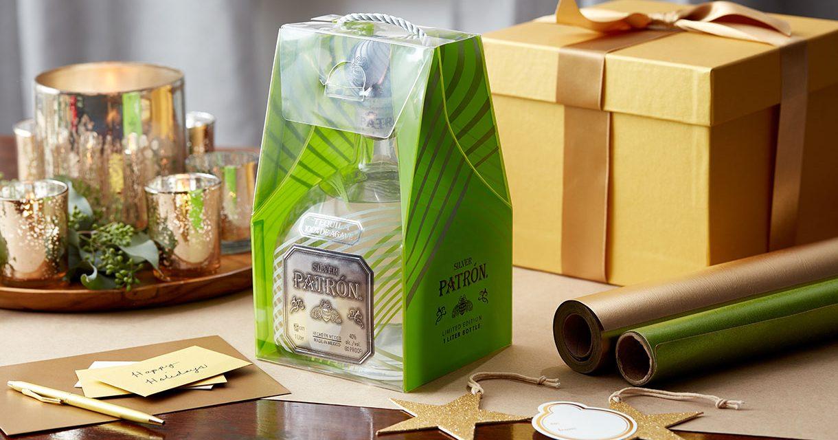 Patrón Tequila presenta diseño de la botella de edición limitada 2018