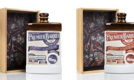 Premier Barrel whiskies se moderniza con un nuevo diseño