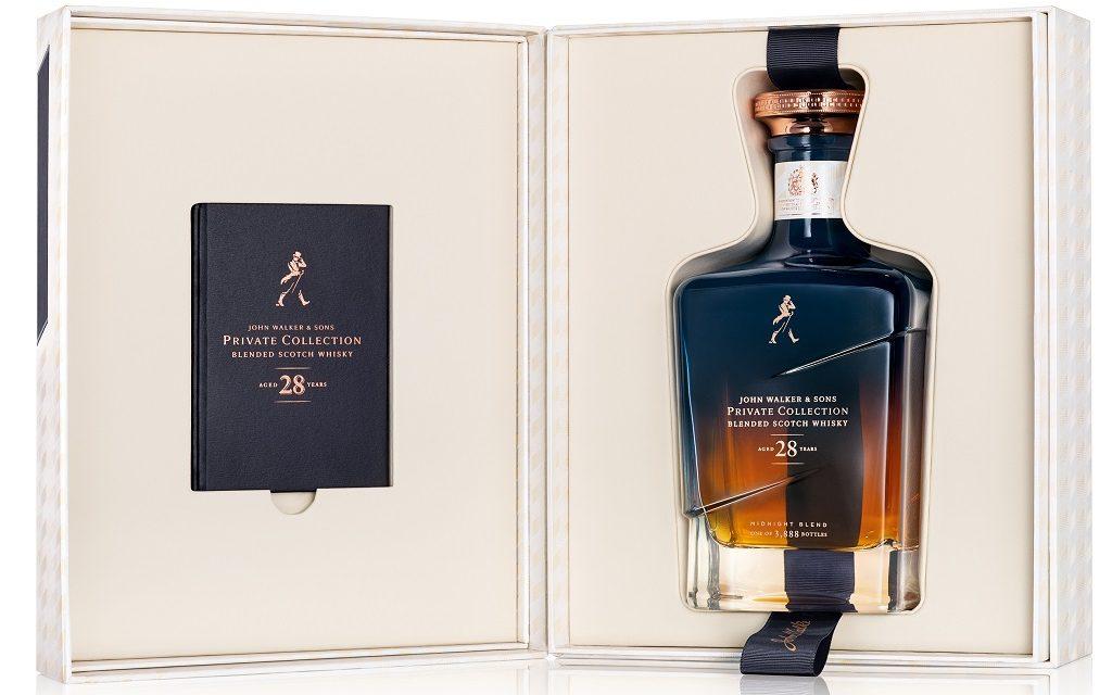 John Walker Private Collection se completa con whisky de 28 años