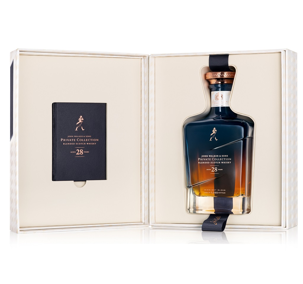 John Walker Private Collection completes with 28yo whisky
