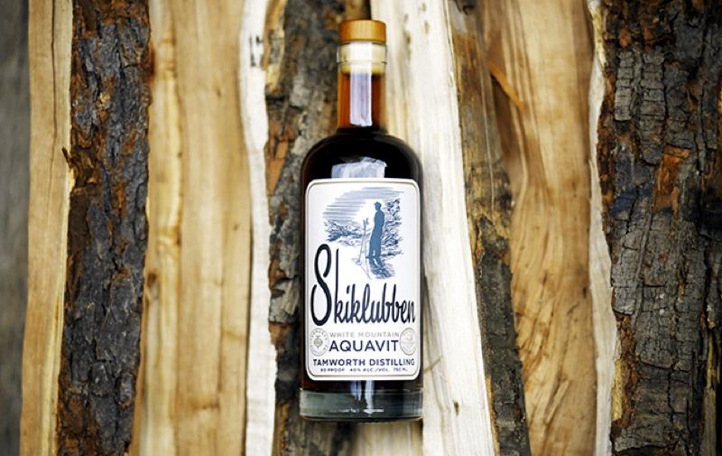 Tamworth Distilling actualiza la receta de Skiklubben Aquavit