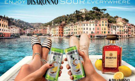 Disaronno Sour Ready Cocktail,  primer cóctel de Disaronno en lata