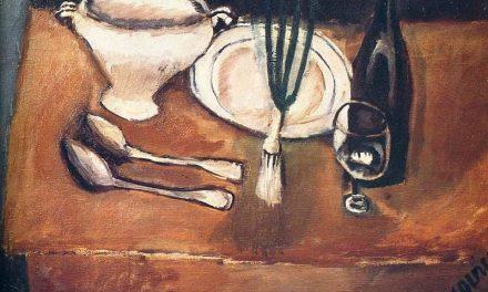 """""""Bodegón"""" (1916), de Chaim Soutine"""