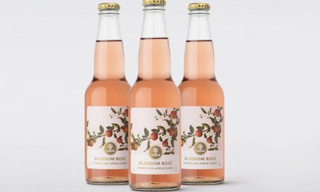 Denomination ha diseñado un nuevo producto, Strongbow Blossom Rosé Sparkling Apple Cider