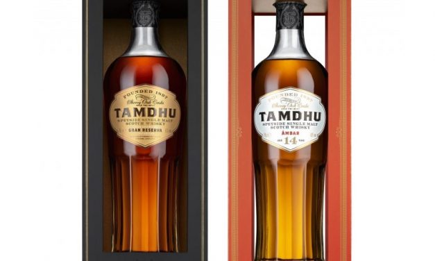 Tamdhu presenta sus primeros whiskies exclusivos de TR, Ámbar y Gran Reserva First Edition