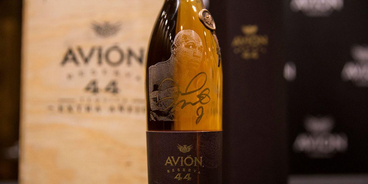 Tequila Avión crea la edición limitada Floyd Mayweather