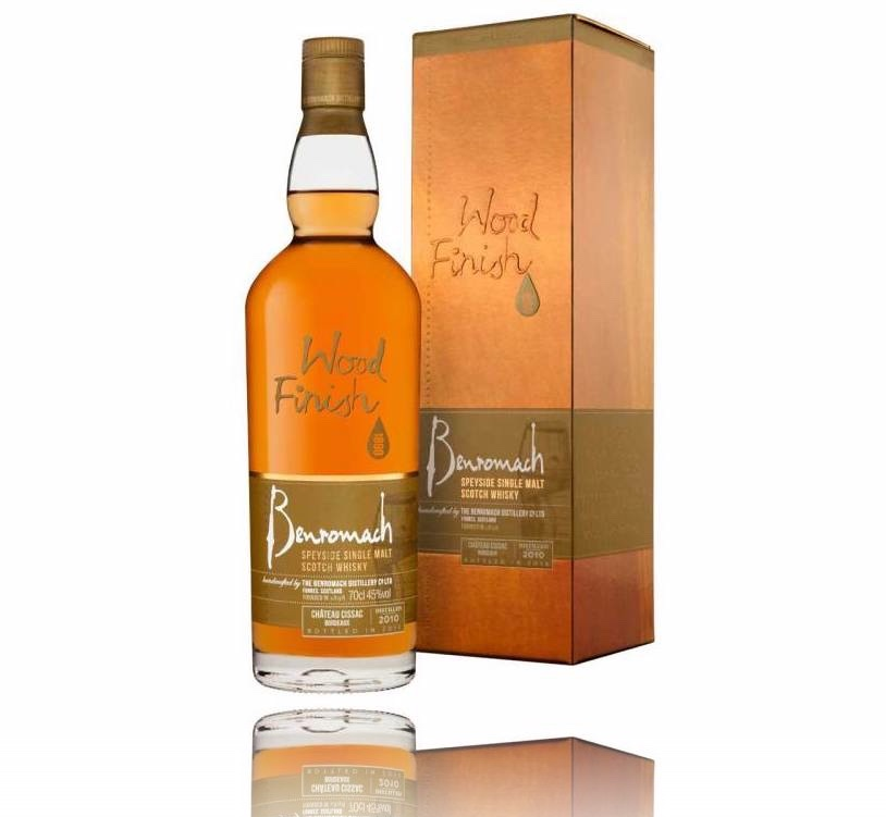 Benromach Château Cissac Bordeaux Wood Finish 2010 is part of the brand's Wood Finish range