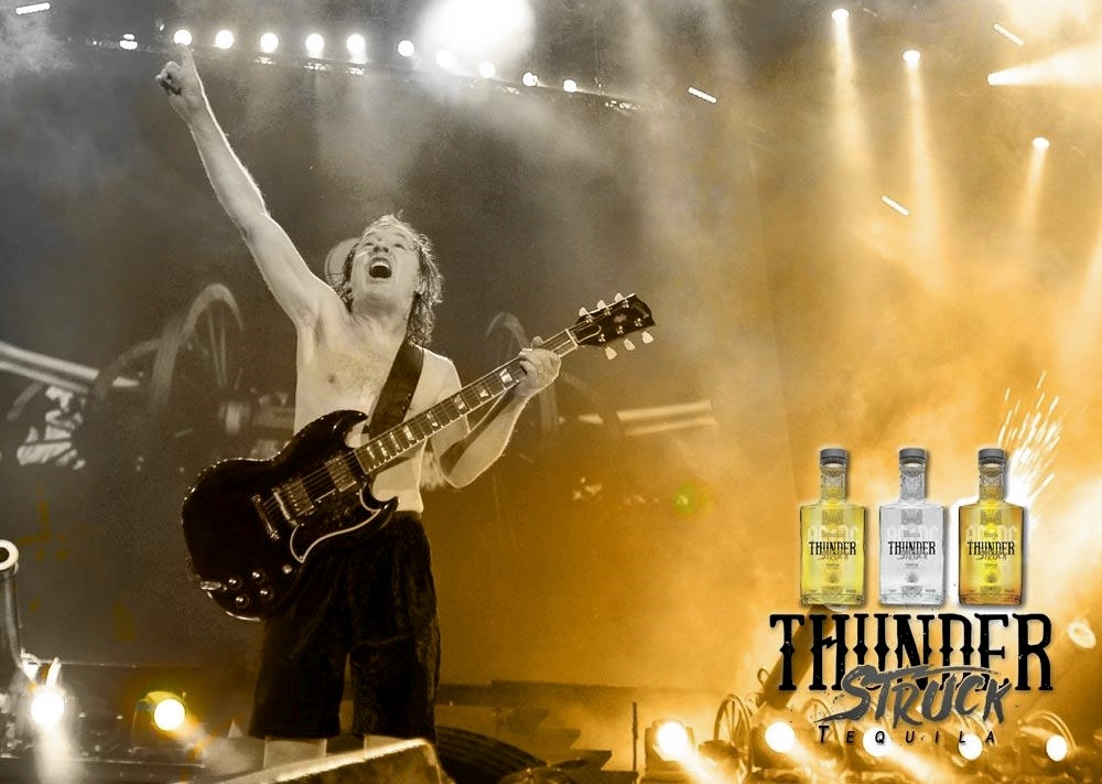 ACDC Thunderstruck Tequila