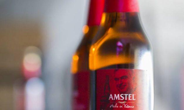 """Heineken lanza una edición regional de 'Amstel' para reconocer Valencia: """"Hecha en València"""""""