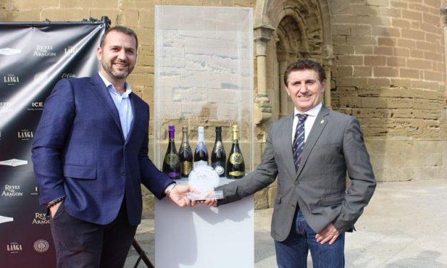 Bodegas Langa presenta nuevos cavas premium con 'Reyes de Aragón'