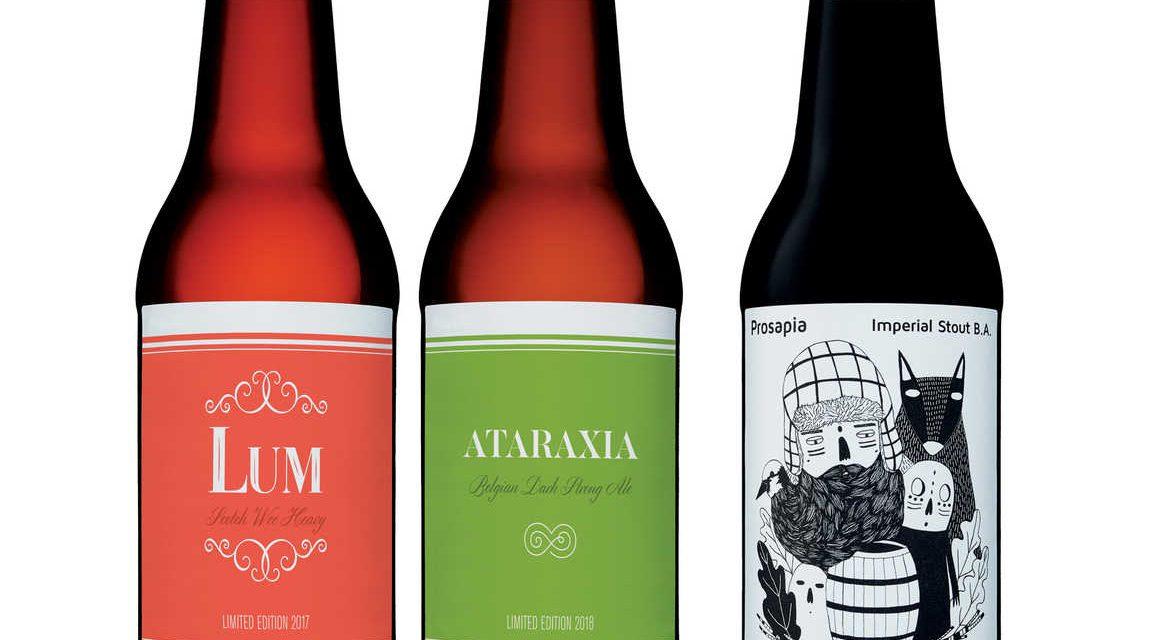 Nómada Brewing presenta sus cervezas de otoño-invierno 2018