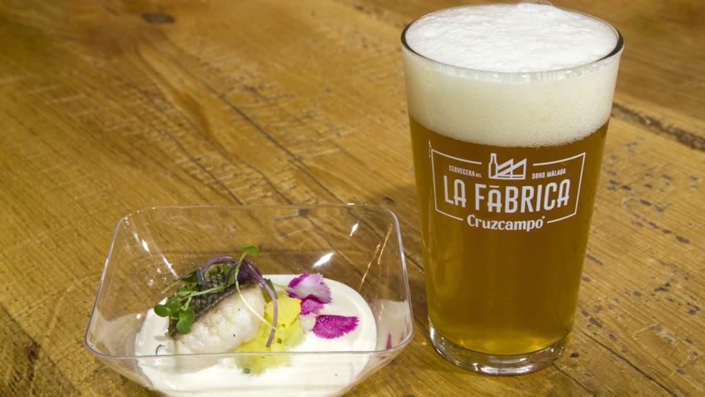 'La Fábrica Cruzcampo' presenta nuevas cervezas de temporada