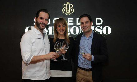 'Viña Pomal' presenta Sociedad Compromiso, con restaurantes como Arzak y Coque