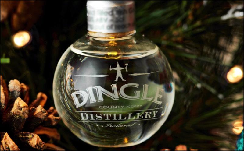 Dingle Gin lanza ediciones festivas limitadas, Four Seasons Dingle Gin y un juego de Gin Baubles