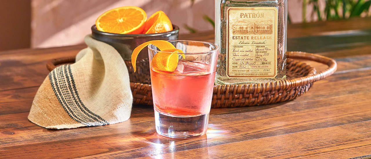 Lanzamiento del primer Tequila Patrón de una sola finca, Patrón Estate Release