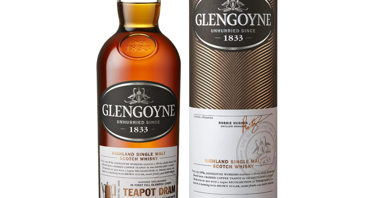 Glengoyne presenta Sherry cask-matured Batch No. 006