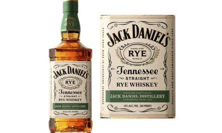 Jack Daniel's Tennessee Rye se lanzará en EE.UU.