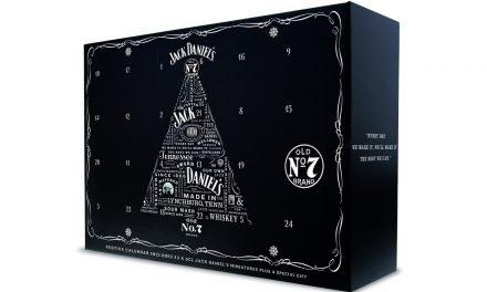 Jack Daniel's crea su primer calendario de adviento con whisky