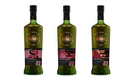 SMWS lanza The Jazz Trio, whiskies influenciados por la música