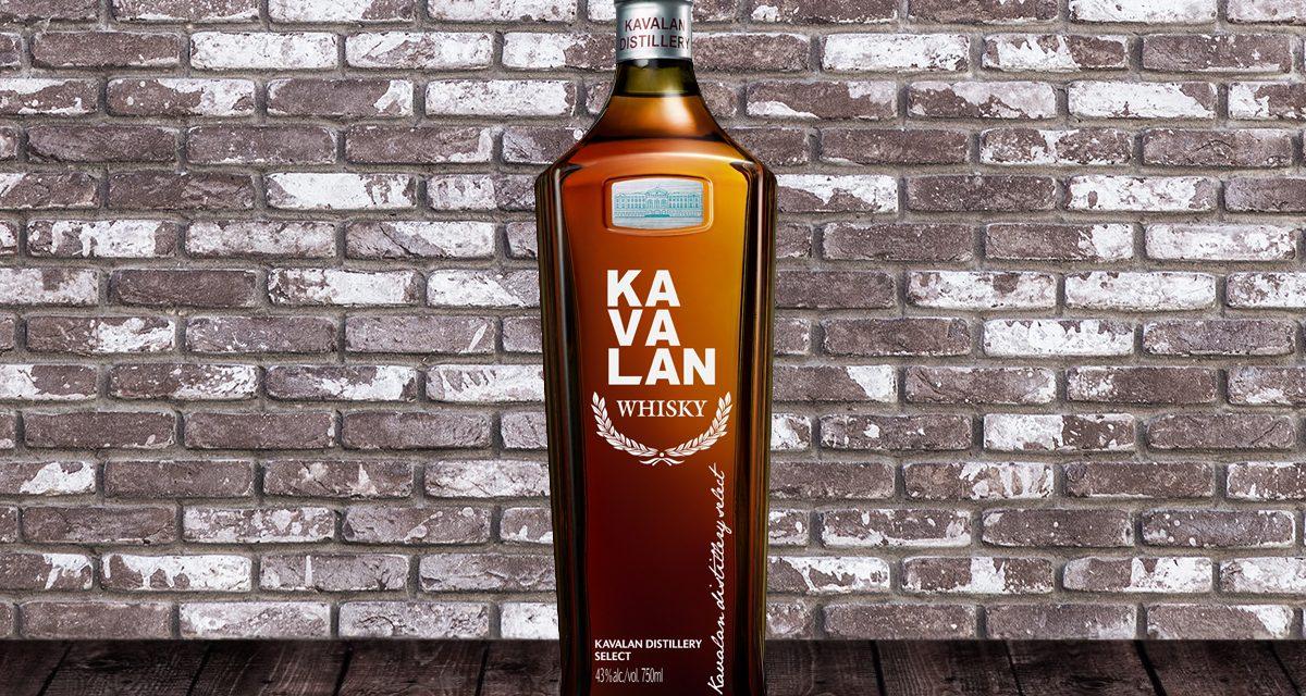 Kavalan lanza Distillery Select