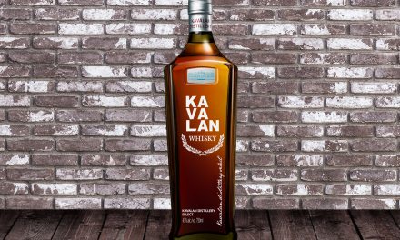 Kavalan lanza Distillery Select