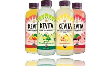 Pepsico trae a España la kombucha 'Kevita' y tres de sus variedades