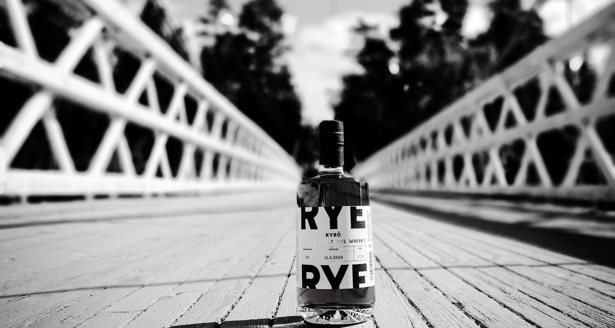 La destilería finlandesa Kyrö lanza whisky de centeno con Kyrö Single Malt Rye Whisky