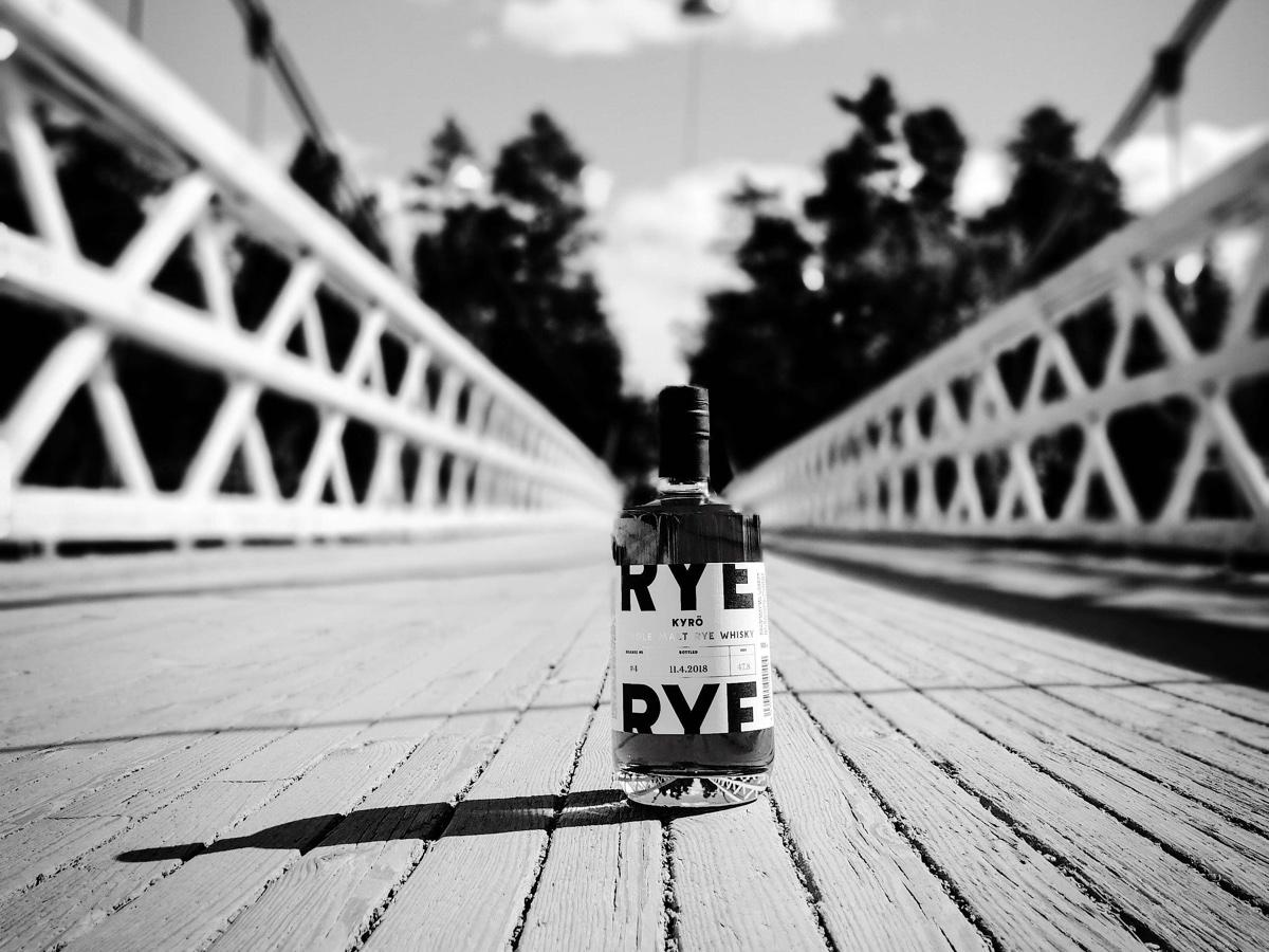 Kyrö Single Malt Rye Whisky