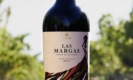 Axial Vinos saca su primera producción en Cariñena con 'Las Margas'