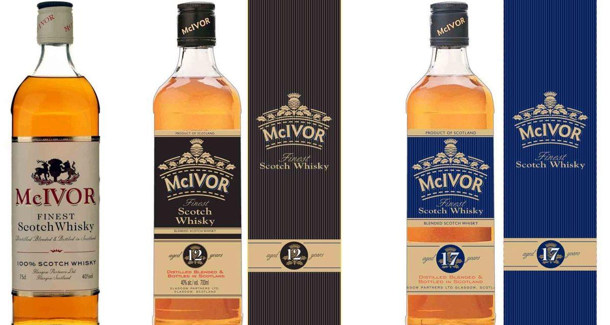 Mcivor, un whisky legendario escocés singular y diferente