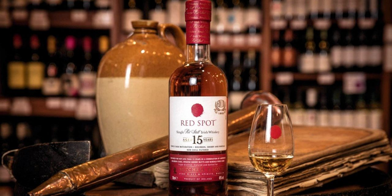 Irish Distillers trae de vuelta el whisky Red Spot