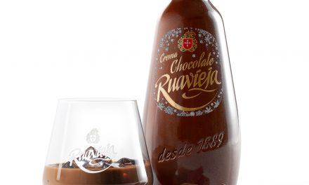 Ruavieja endulza los encuentros de Navidad con su edición limitada Crema Chocolate