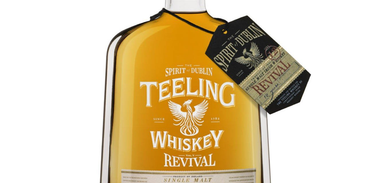 Teeling lanza el whisky final en la gama Revival, The Revival Volume V