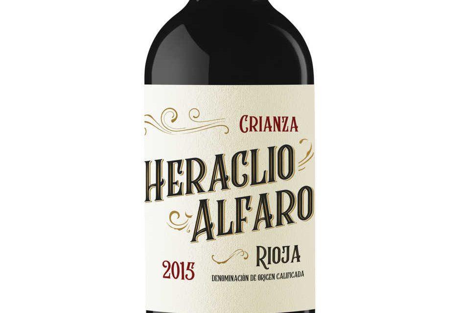 Grupo Terras Gauda saca al mercado su primer vino crianza de Rioja, 'Heraclio Alfaro'