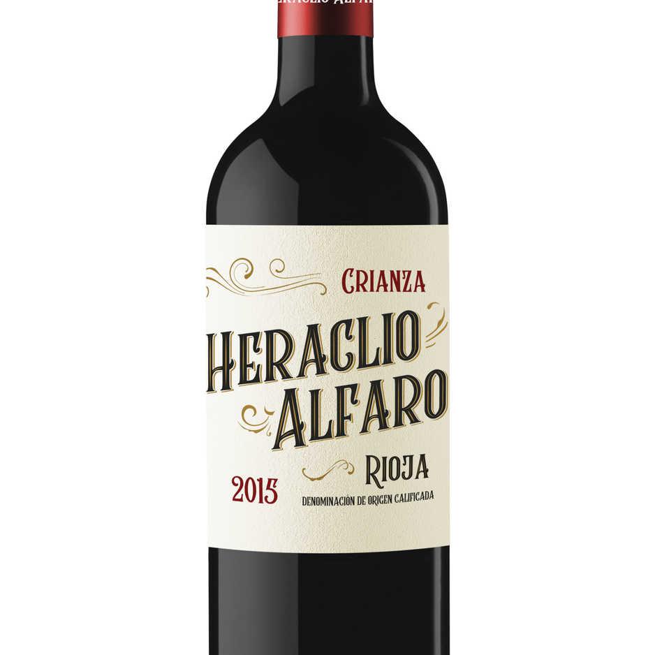Grupo Terras Gauda saca al mercado su primer vino crianza de Rioja, 'Heraclio Alfaro', tras hacerse el pasado mes de febrero con el 75% del capital de Finca Egomei