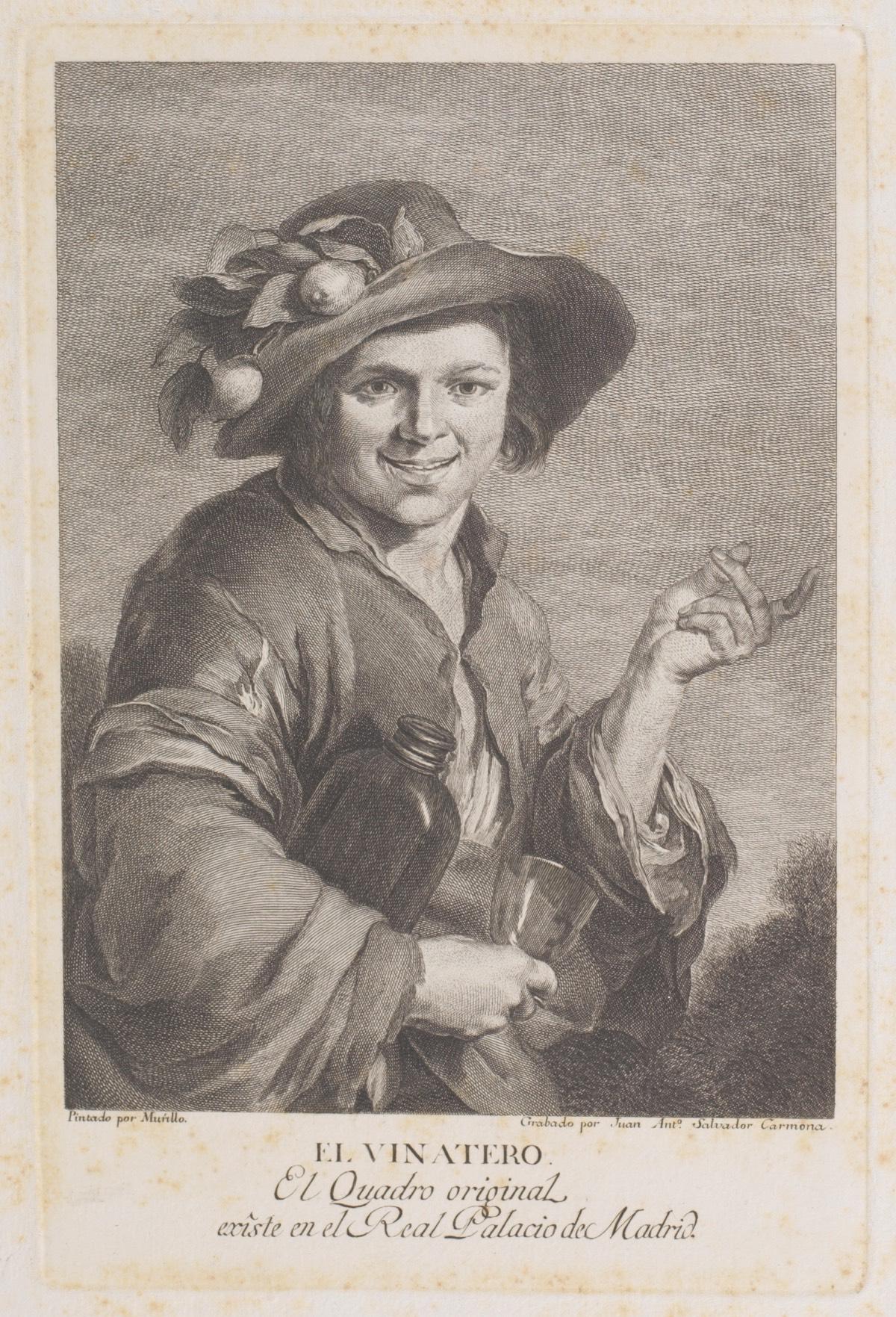 Salvador Carmona, Juan Antonio