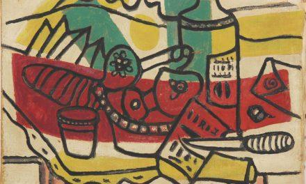 """""""Le pain et le vin"""" (1949), de Fernand Léger"""
