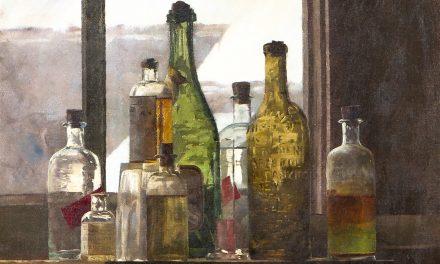 """""""Bodegón"""" (1891), de Torsten Wasastjerna"""